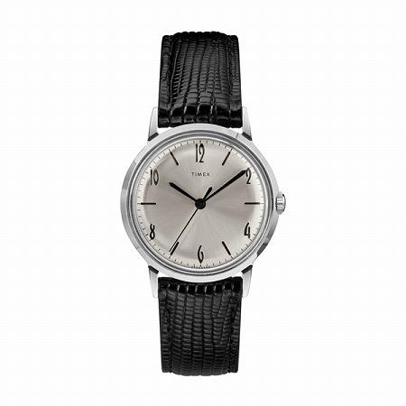タイメックス マーリン復刻版の手巻き機械式3針時計の販売店はココ!Begin掲載!