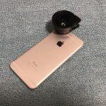 AUKEYスマホレンズPL-WD06超広角&接写の人気の値段とiPhone7でのレビュー