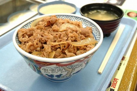 吉野家の牛丼 レトルトを通販で送料無料の楽天でおすすめ店はココ!