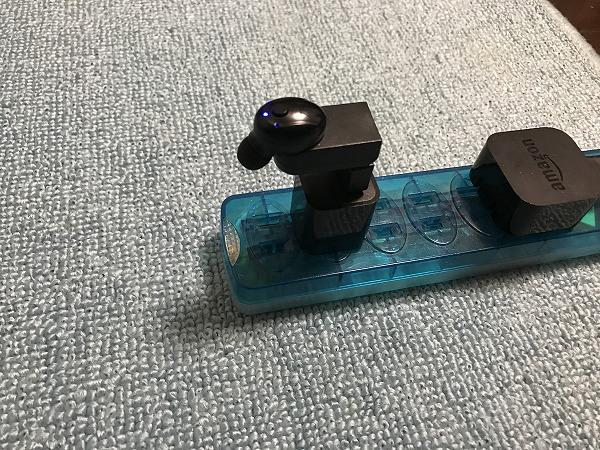 AngLinkのブルートゥース(Bluetooth)ワイヤレスヘッドセットイヤホンを購入して使ってみた
