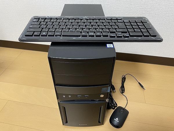 luv machines ih700s4n-sh2モニターが映らない時の対処方法